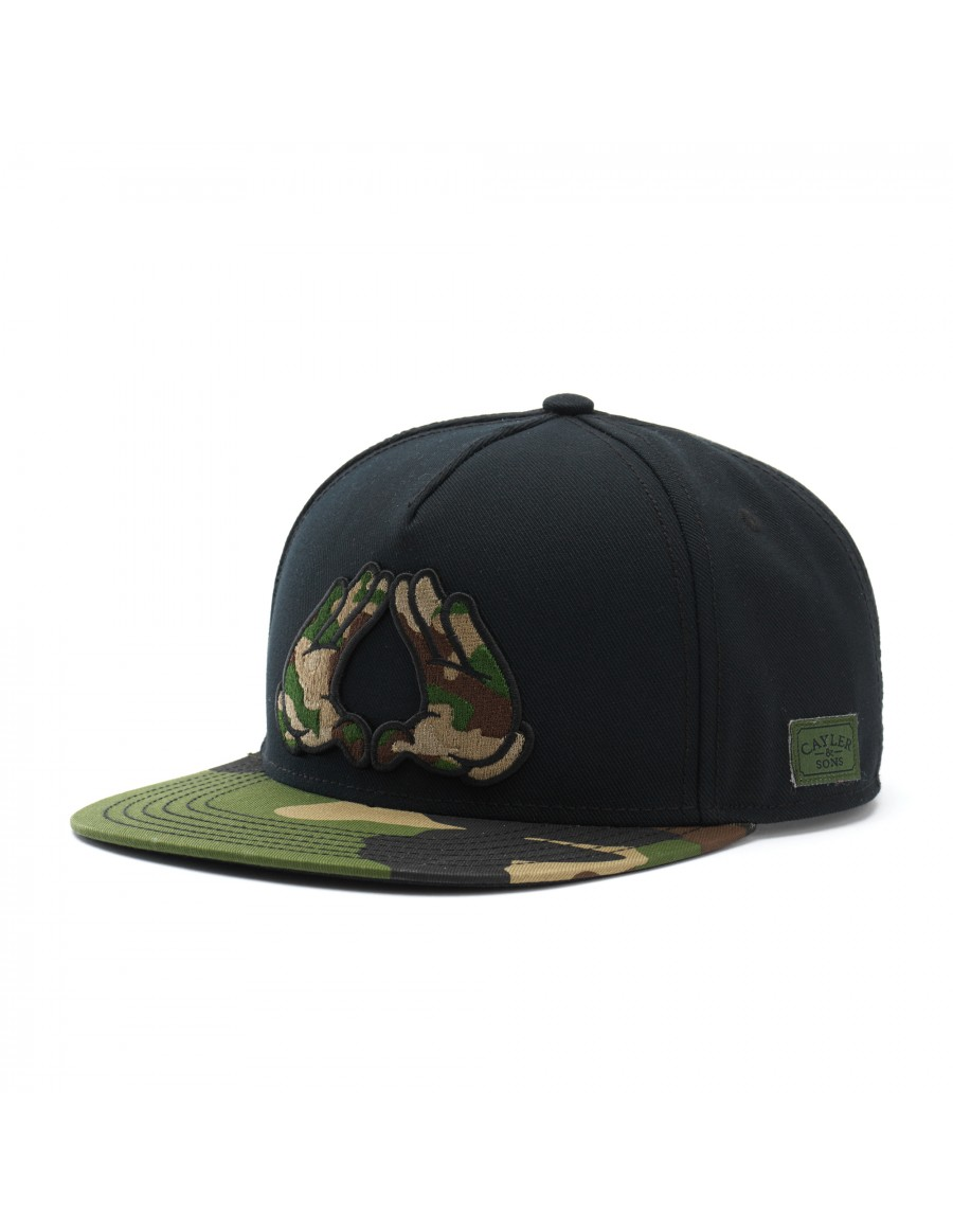 caps kaufen cayler sons la familia snapback cap. Black Bedroom Furniture Sets. Home Design Ideas