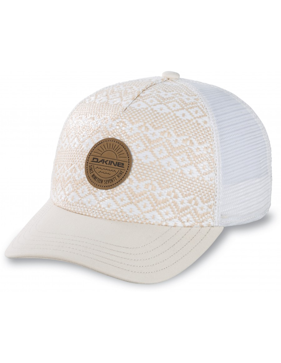 Dakine Sand Dollar trucker cap - brown
