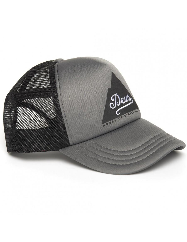 DEUS Peak trucker cap - castlerock