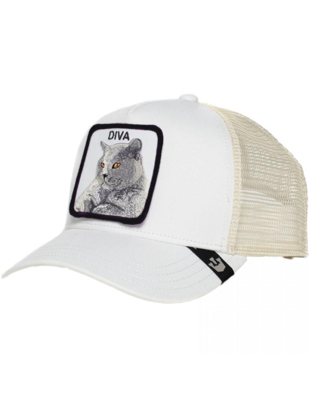 Goorin Bros. Diva Stance Trucker cap - White