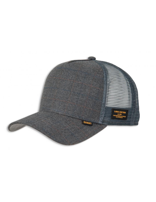 Djinn's HFT Sherlock Trucker Cap grey