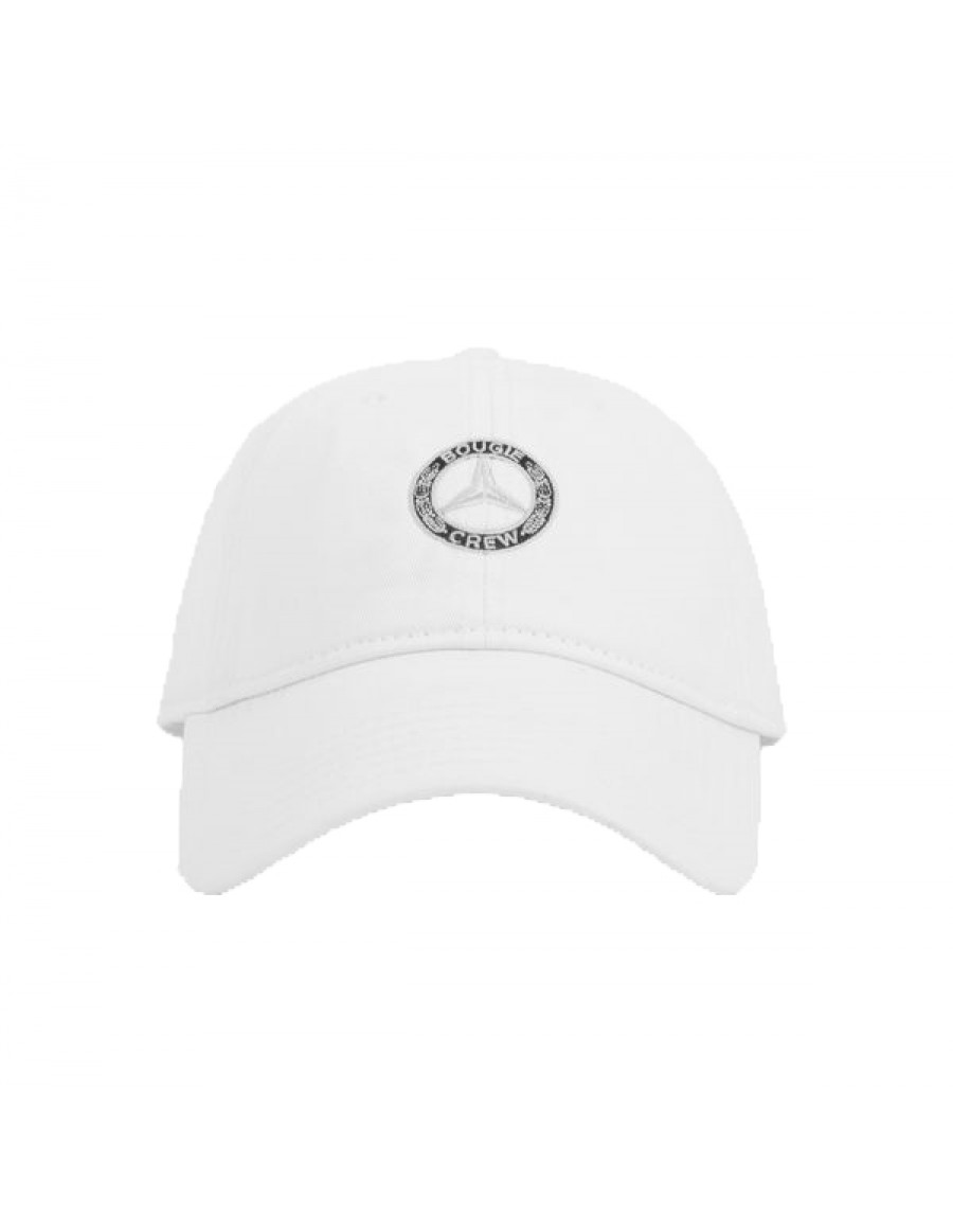 DOPE AMG Dad hat - white