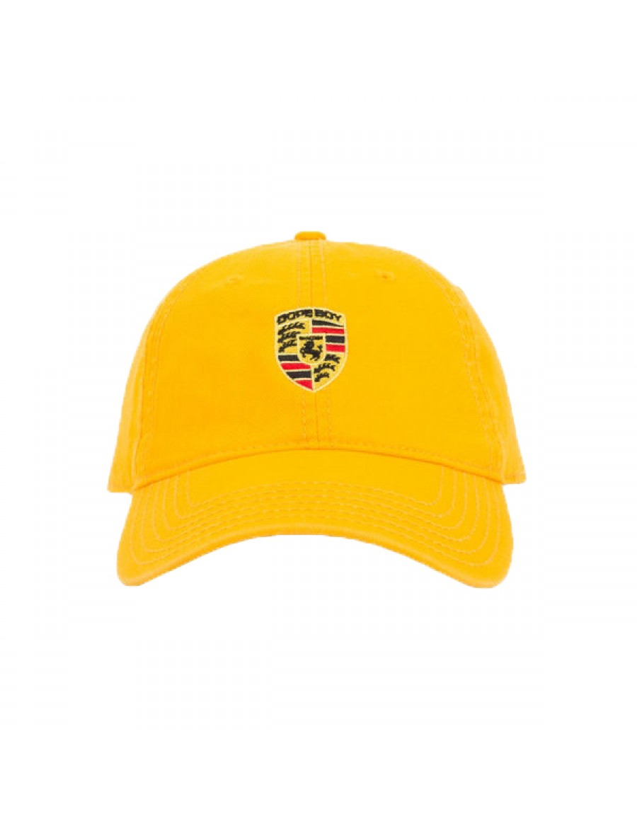 DOPE Stuttgart Dad hat - yellow