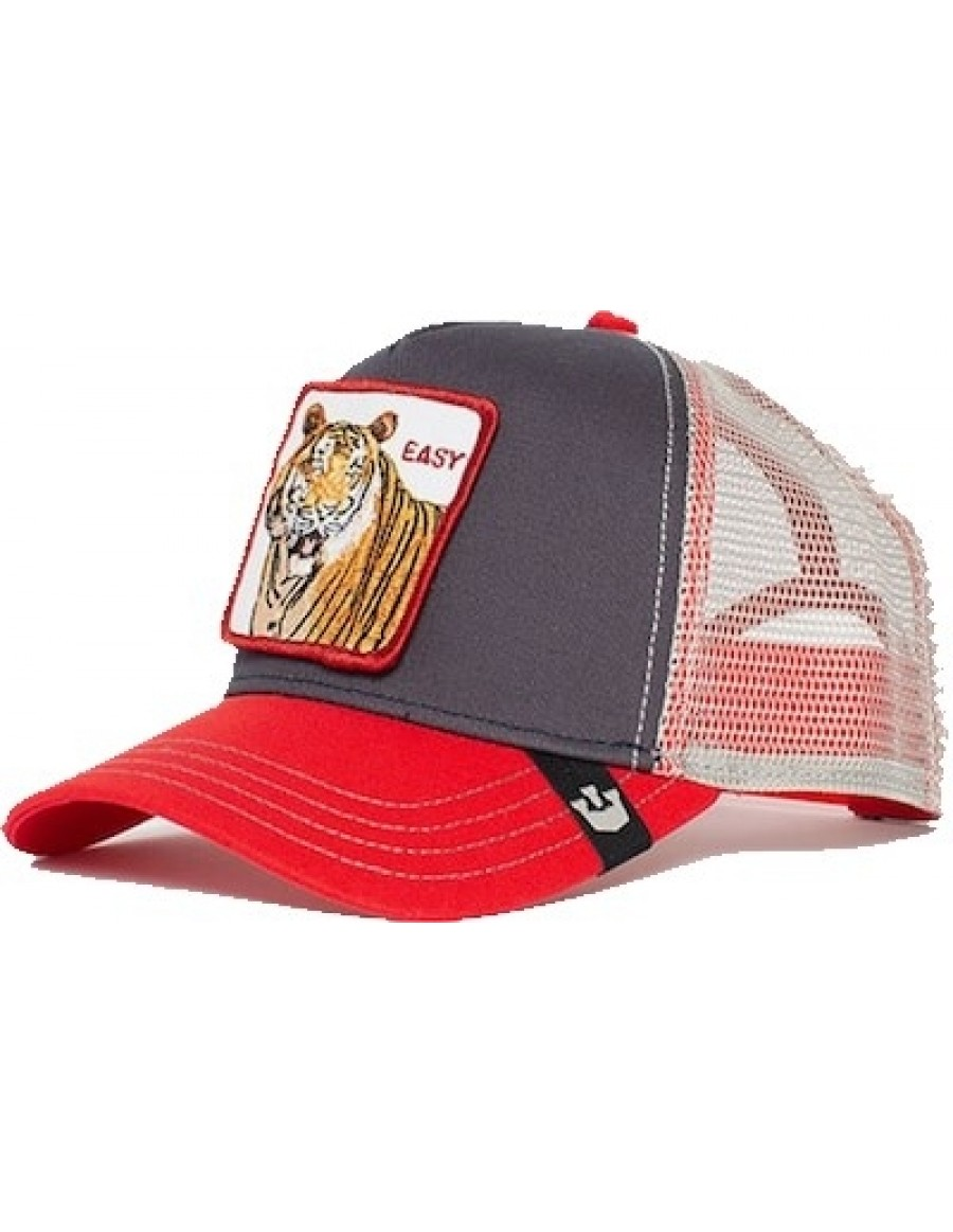 Goorin Bros. Easy Tiger Trucker cap - Navy