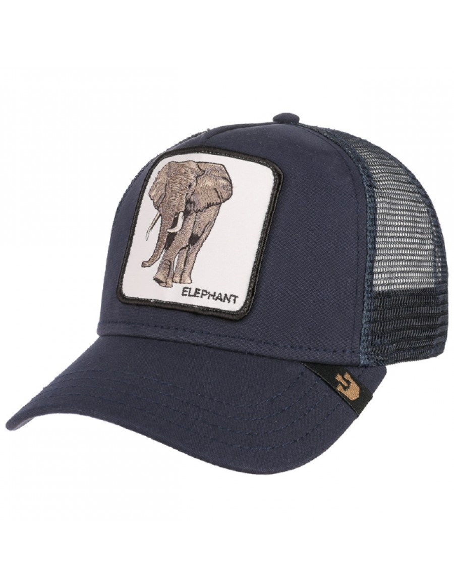 Goorin Bros. Elephant Trucker cap - Blue
