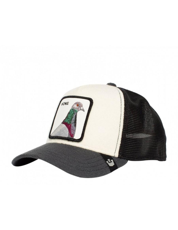 Goorin Bros. Homie Pigeon Trucker cap - Grey