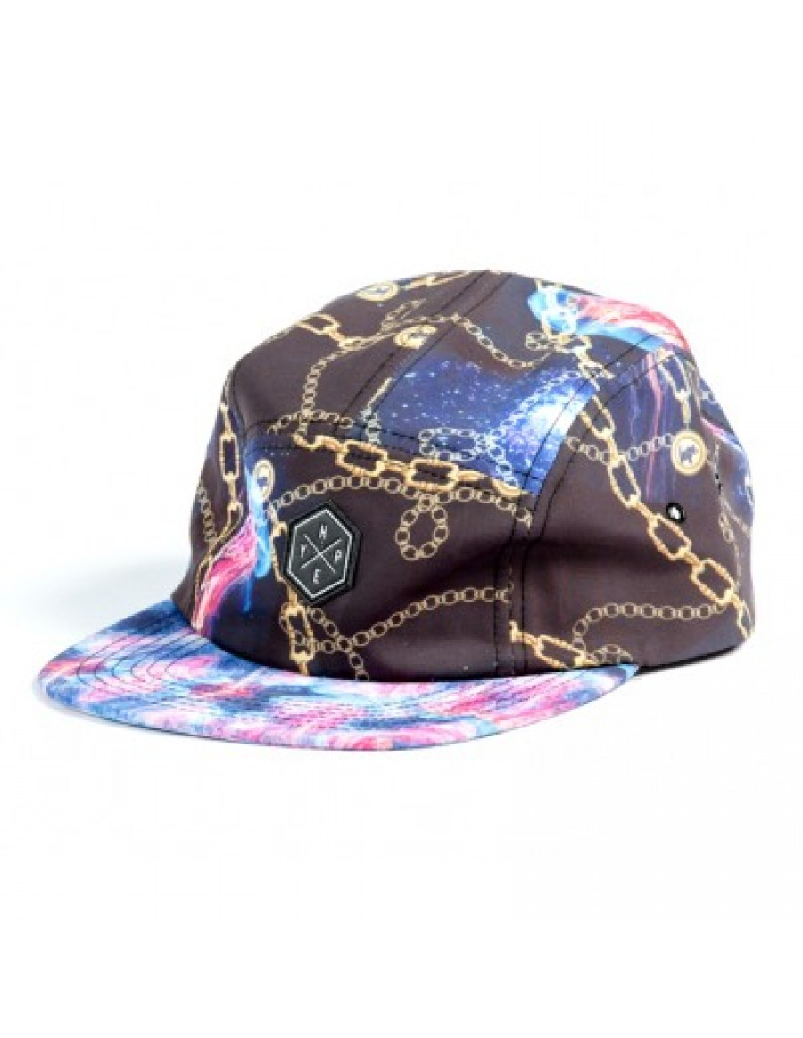 HYPE 5 panel Strapback Jelly - Sale