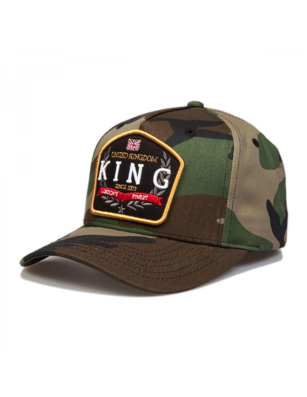 KING Apparel The Imperial cap - Camo