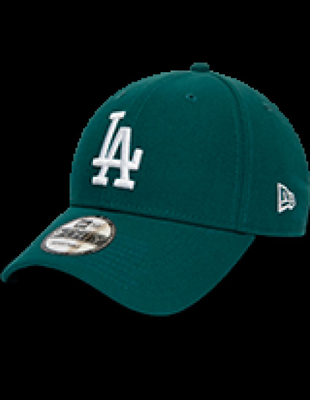 New Era 9Forty League Essential (940) LA Dodgers - Green
