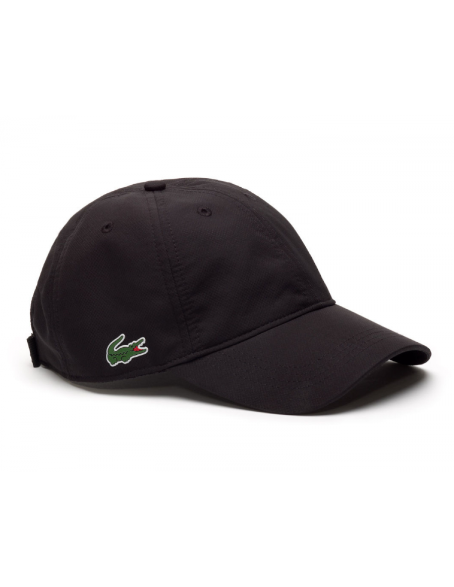 Lacoste cap - Sport cap diamond - black