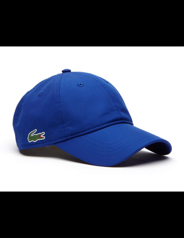 Lacoste Kappe - Sport cap diamond - france blue