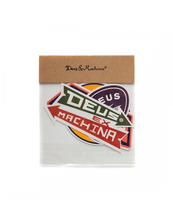 DEUS - Mixed Sticker Pack