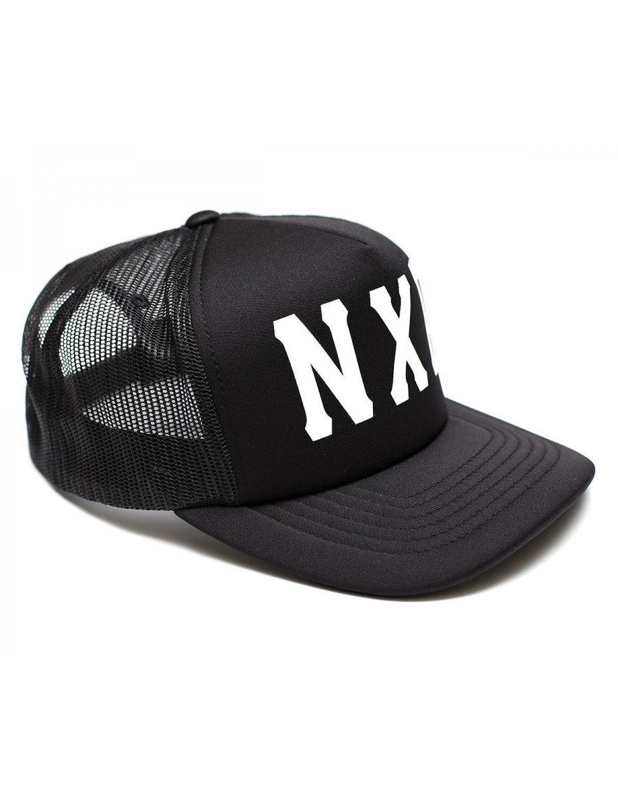 Nena & Pasadena trucker Cap Tough Guy - schwarz