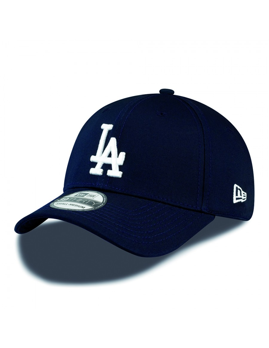 New Era 39Thirty Curved cap (3930) LA Los Angeles Dodgers - navy