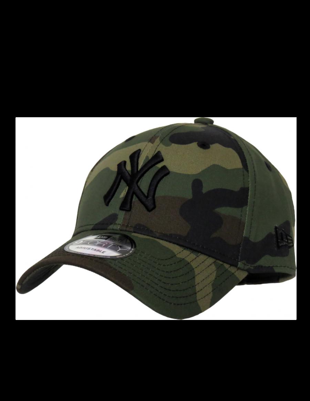 New Era 9Forty Curved cap (940) NY New York Yankees - Camo