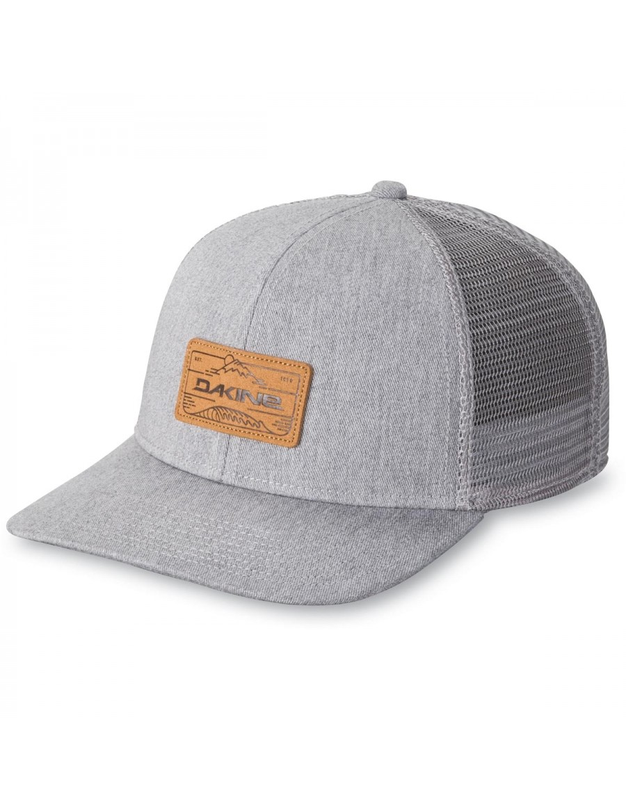 Dakine Peak to Peak Trucker Cap - HeatherGray
