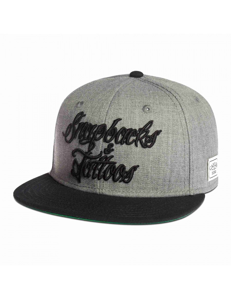 Cayler & Sons Snapbacks & Tattoos snapback cap