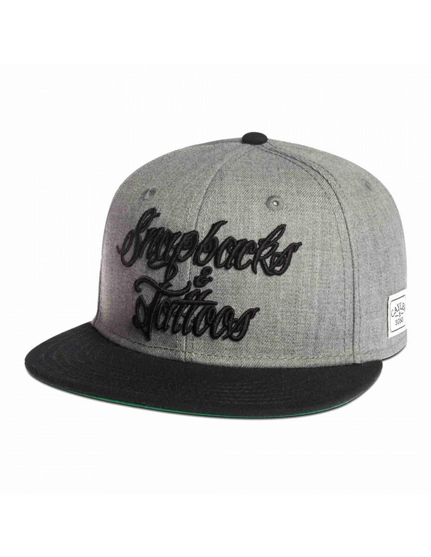 Cayler & Sons Snapbacks & Tattoos snapback cap