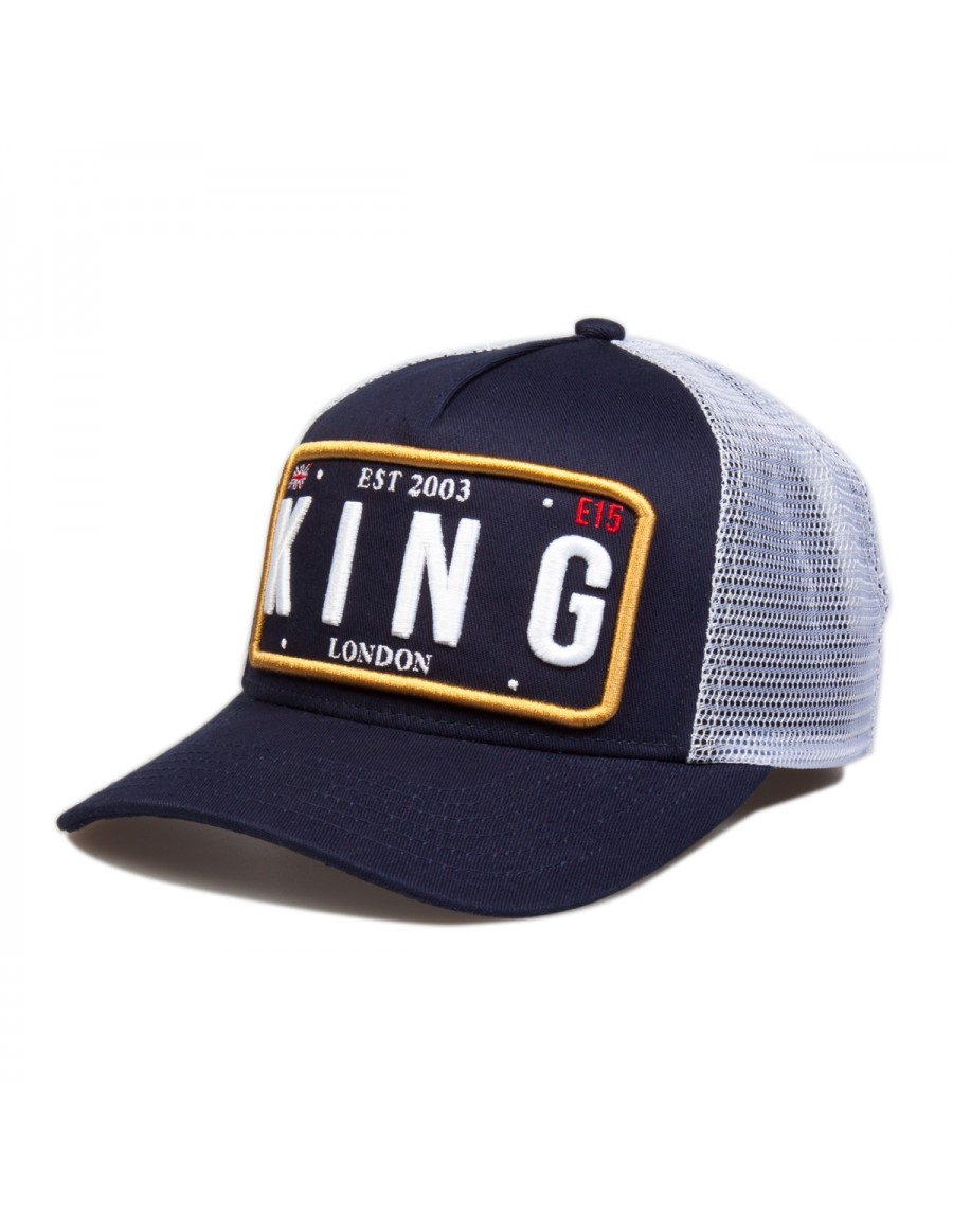KING Apparel The Sovereign cap - Ink