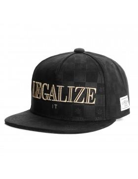 Cayler & Sons Legalize it snapback Cap