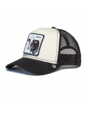 Goorin Bros. Cash Cow Trucker cap - Black