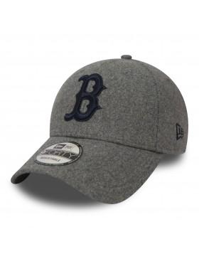New Era 9Forty (940) Winter Utility Melton Boston Red Sox - Gray