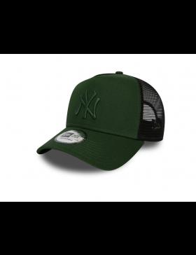 New Era Trucker kappe NY New York Yankees - Moss Green