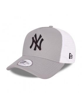 New Era Diamond Era Trucker cap NY Yankees - Gray Black