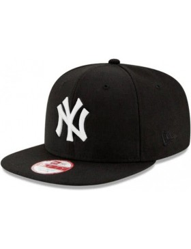 New Era 9Fifty MLB (950) NY New York Yankees - Black white