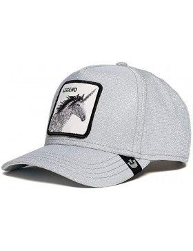 Goorin Bros. Believer Trucker cap - Silver