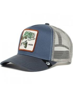 Goorin Bros. Big Bass Trucker cap - Blue