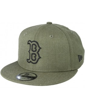 New Era 9Fifty MLB Heather Essential (950) Boston Red Sox - Green