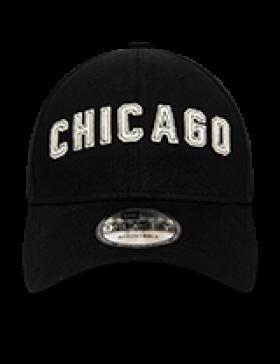 New Era 9Forty (940) NBA Felt Script Chicago Bulls