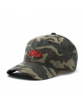 Cayler & Sons Savage - Curved dad cap - camo