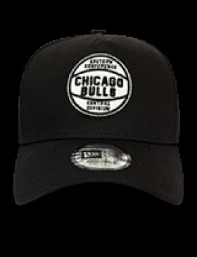 New Era NBA Felt Patch Chicago Bulls - Black