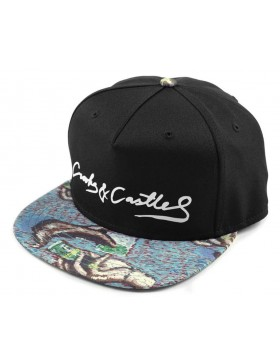 Crooks & Castles Art exchange snapback black