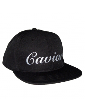 Crooks & Castles Banger Snapback Black - Sale