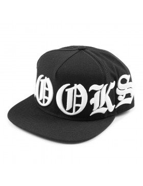 Crooks & Castles Bold snapback black