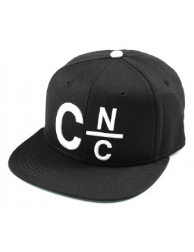 Crooks & Castles CNC snapback black - Sale