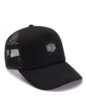 DEUS Kappe Glover Trucker - black