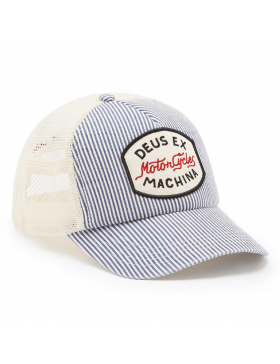DEUS Trucker cap Ford - Off white