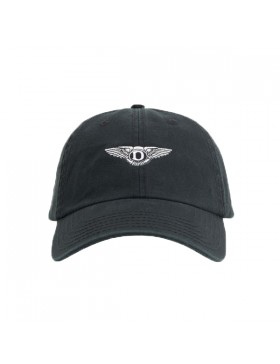 DOPE Continental Dad hat - black