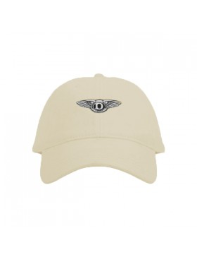 DOPE Continental Dad hat - khaki
