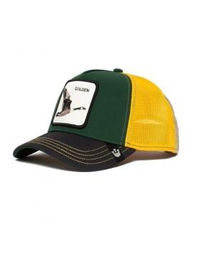 Goorin Bros. Golden Goose Trucker cap - Green