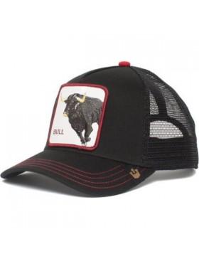 Goorin Bros. Bull Honky Trucker cap - Black