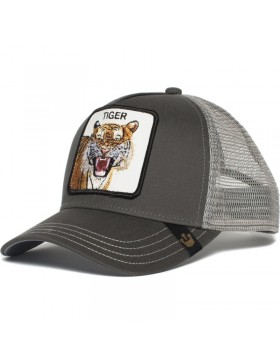Goorin Bros. Eye of the Tiger Trucker cap - Grey