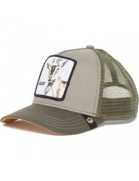 Goorin Bros. Goat Beard Trucker cap - Olive 48cac550a221