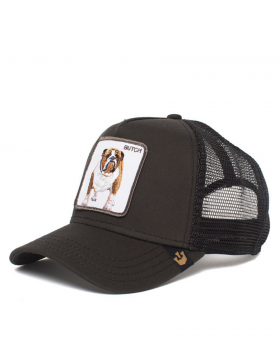 Goorin Bros. Butch Trucker cap - Black