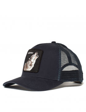 Goorin Bros. Wolf Trucker cap