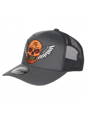 AB cap Retro Trucker - Airforce Grey